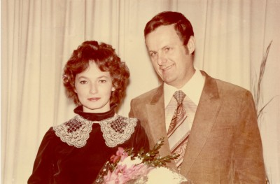 «Жених и невеста» - свадьба. 1980 г., г.С.-Петербурга.
