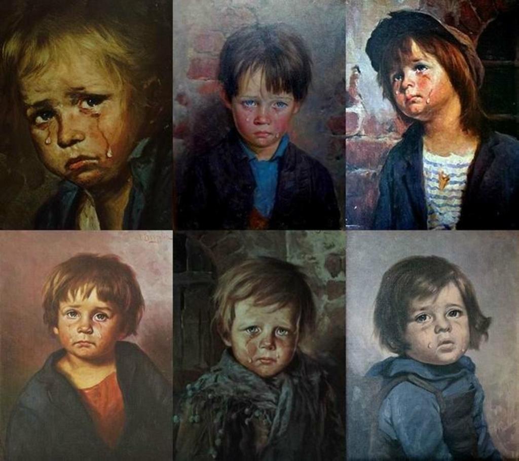 Не так страшен чёрт, как его малюют! 10 самых страшных картин художников