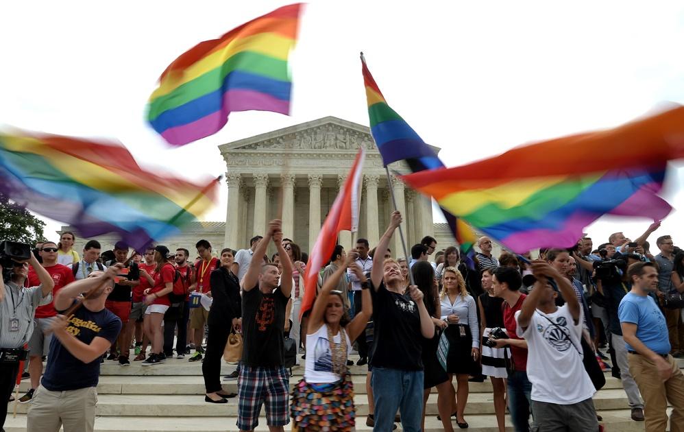 США хотят бороться за легализацию гей-браков во всем мире
