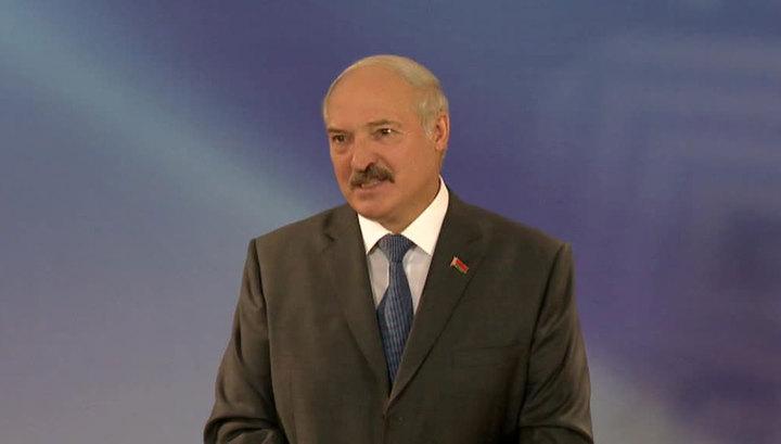 Лукашенко призвал жителей  «держать порох сухим»