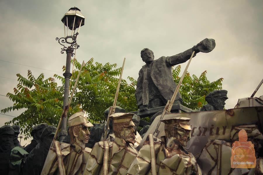 Венгерское восстание 1919 года было подавлено