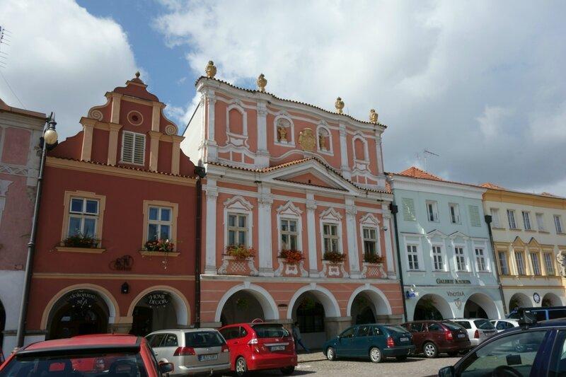 Путешествия: Литомышль. Чехия