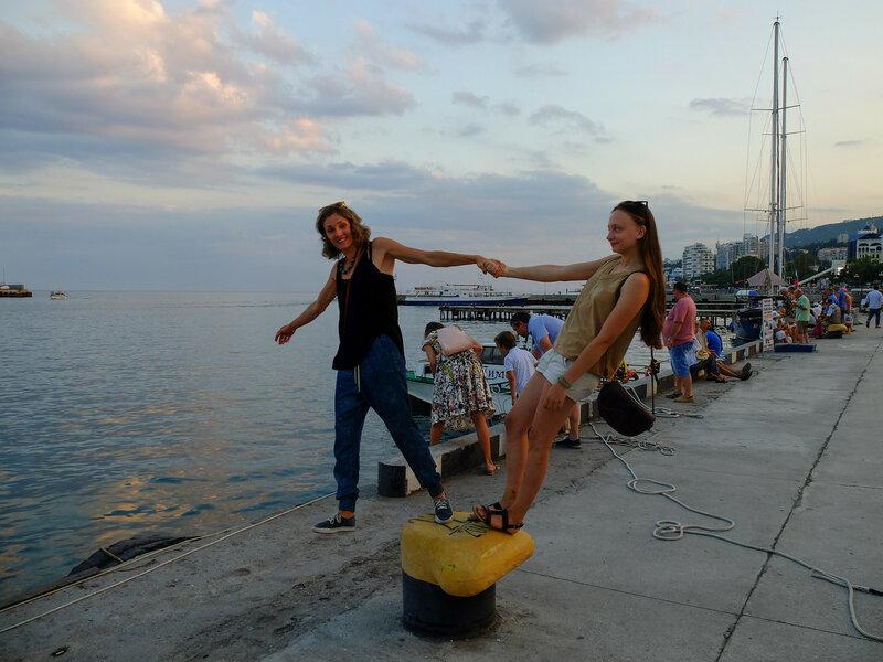Крым, Август 2016