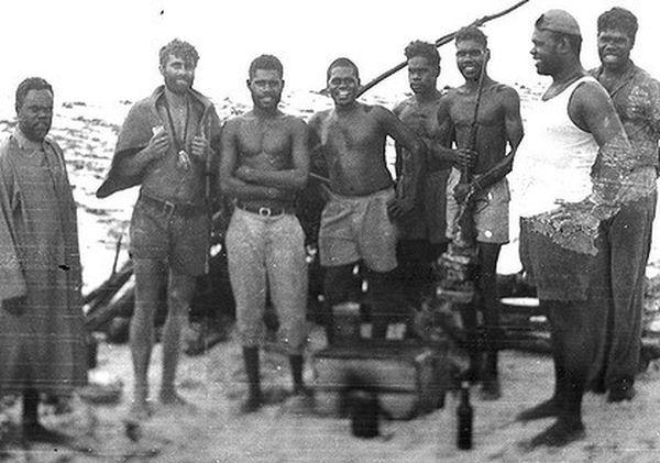 Спустя год пришли известия, что недалеко от Кернса его каноэ видела морская баржа; команда даже