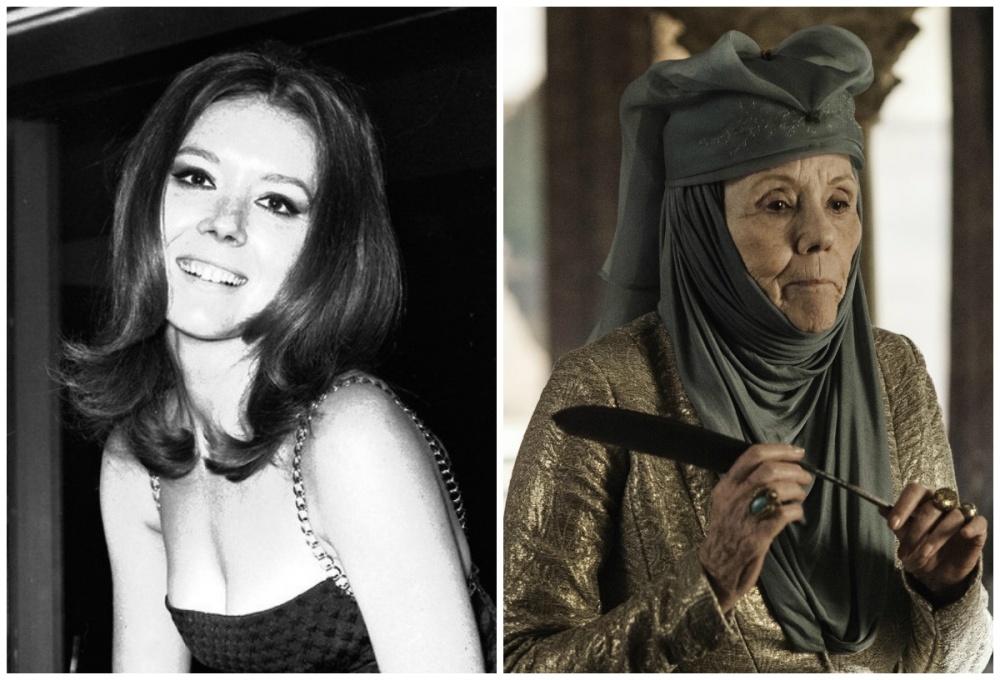 Дайана Ригг Британская актриса театра и кино, одна из выдающихся актрис XX века. В течение всей карь