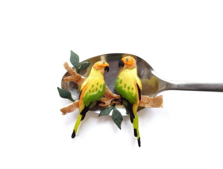 5. Попугаи