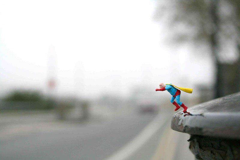 Живое уличное искусство из разных уголков мира