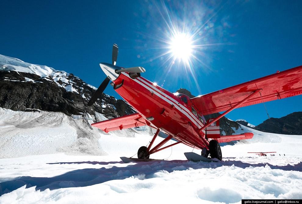 26. Это самая высокая гора на Аляске и в Северной Америке. Когда я учился в школе, она называла