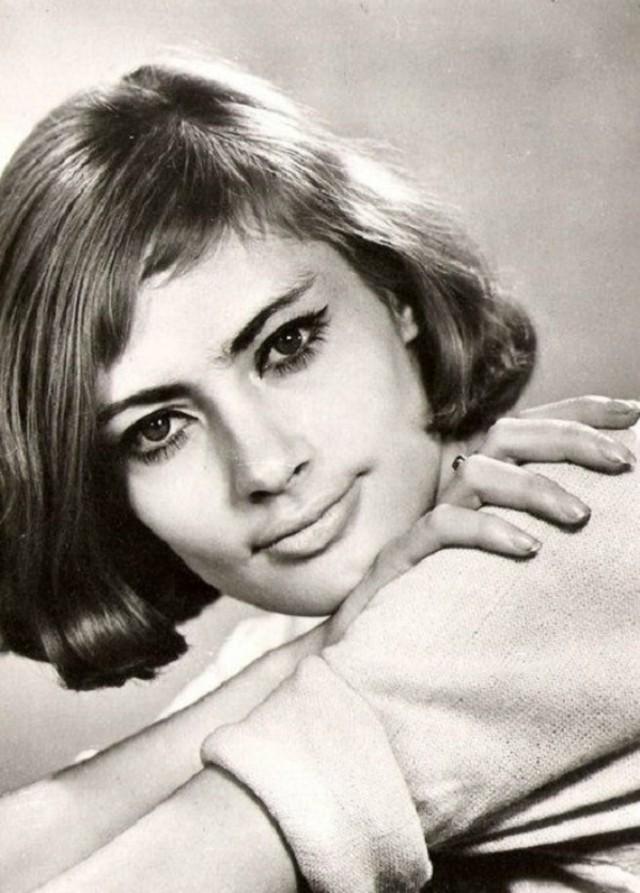 Виктория Фёдорова Одна из самых красивых актрис советского кино, дочь военного атташе США, Виктория