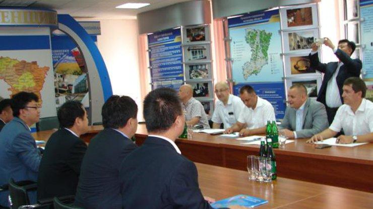 КНР откроет завод натысячу рабочих мест вРовенской области