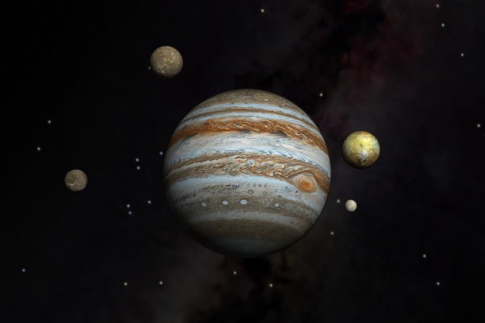 Ученые обнаружили двойника Юпитера вдалекой звездной системе