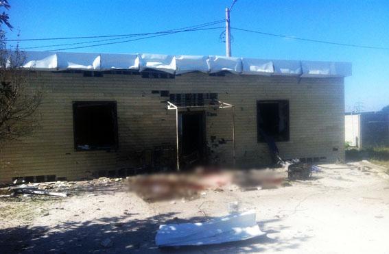 ВАвдеевке при выполнении сварочных работ произошел взрыв: один погибший, двое травмированых