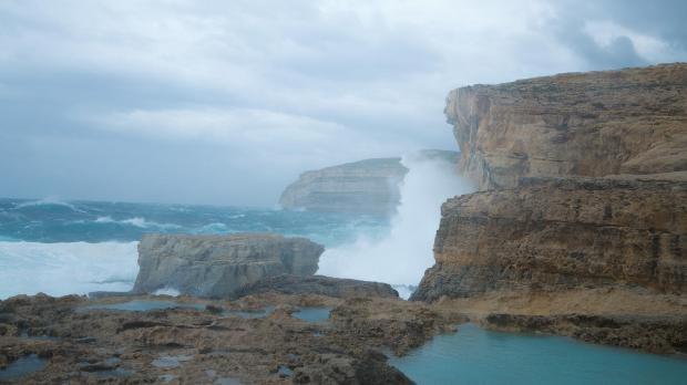 НаМальте разрушился объект Всемирного наследства ЮНЕСКО