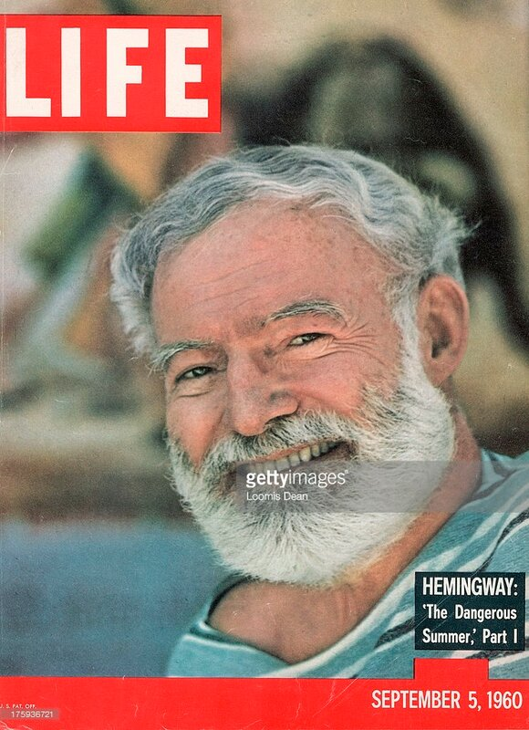 the life of author ernest hemingway essay The renowned twentieth century author and journalist, ernest miller hemingway had provided the world of literature a few of the best pieces hemingway essays and hemingway short stories are perfect examples of modern literature.