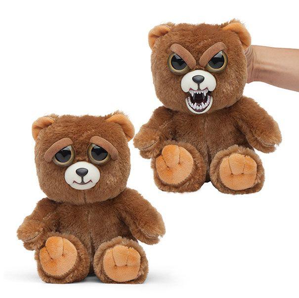 Суровые плюшевые игрушки