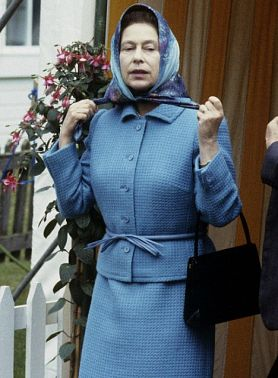 Королева,  70-ые  годы  ХХ  века.