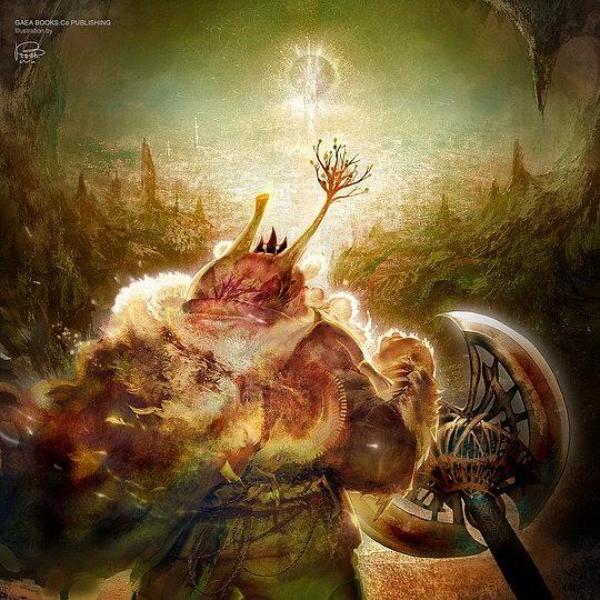 Creative Digital Illustrations by Blaze Wu