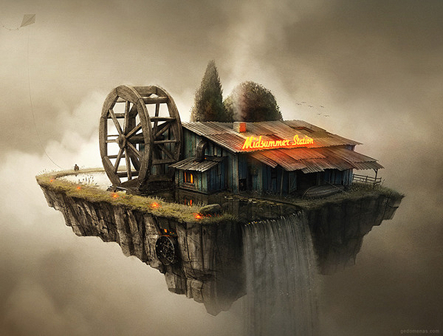 Gediminas Pranckevicius Illustrations