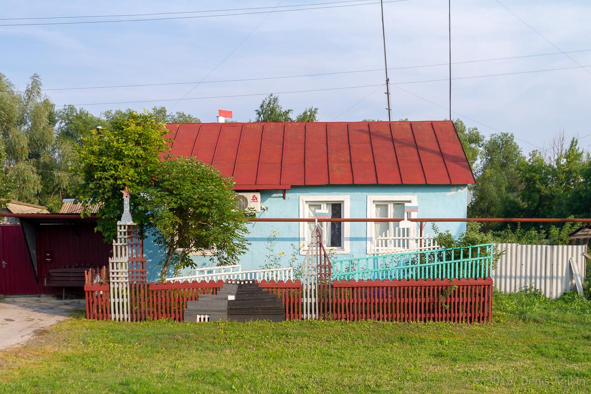 Кремль в Сосновой Мазе 1