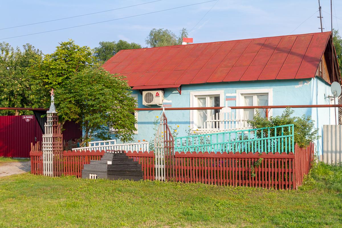 Кремль в Сосновой Мазе 2