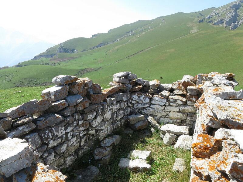 Руины святилища Мятер-дэла