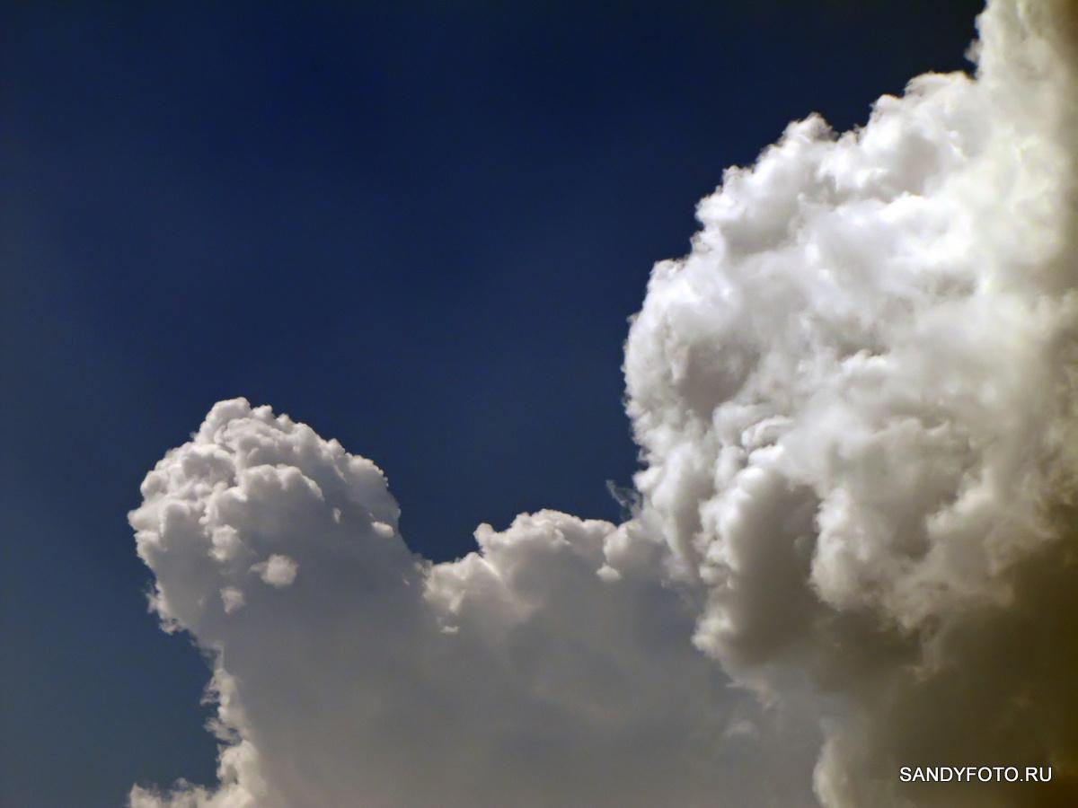 Небо над Троицком. Часть первая