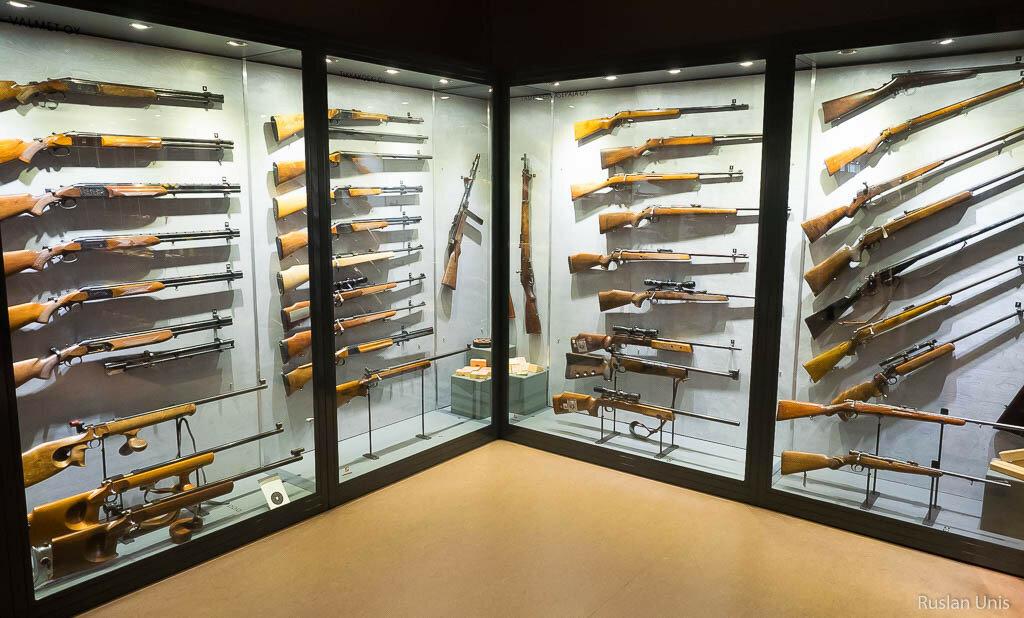 Музей охоты Финляндия
