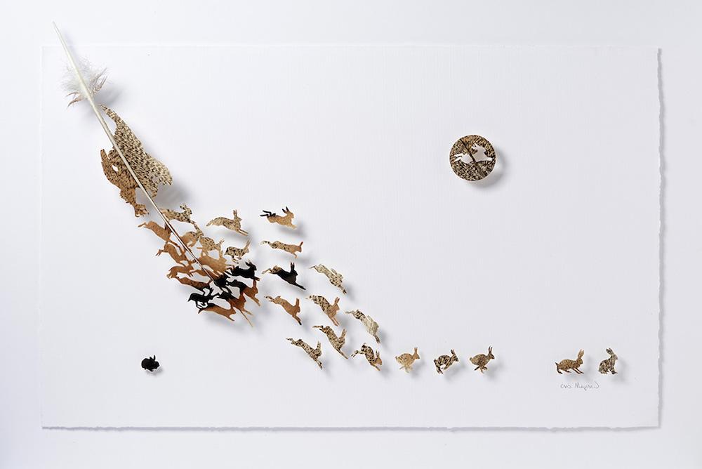 Крис Мейнард. Символизм перьев птиц.