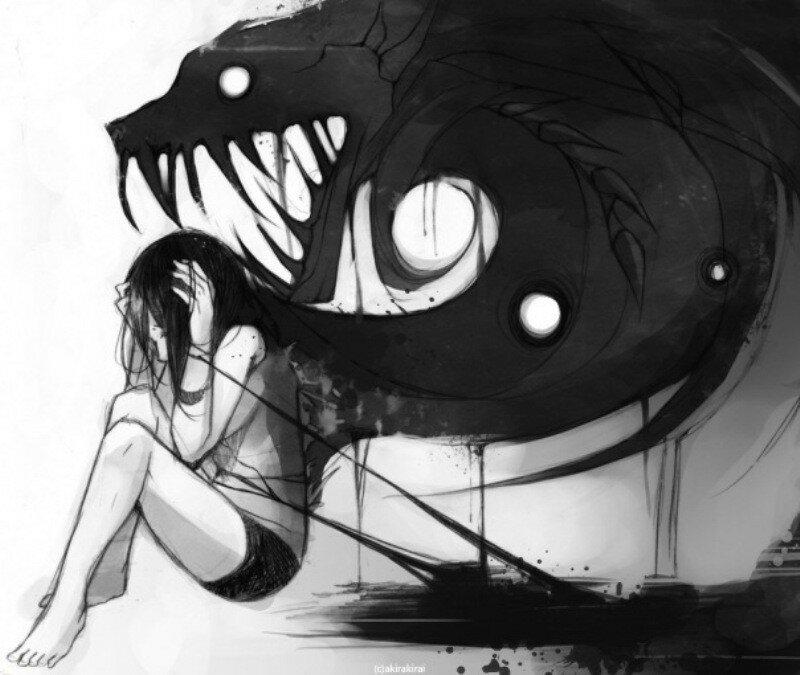 страх безвыходность