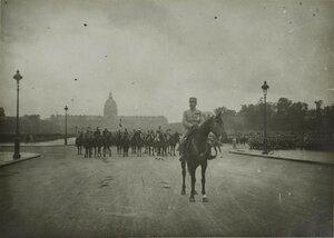 1916. Генерал Огюст-Ивон-Эдмон Дюбай, военный губернатор Парижа. 14 июля