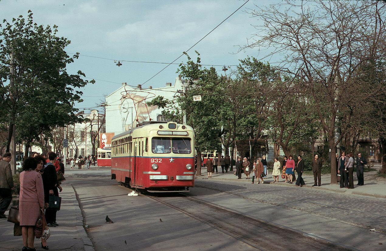 Улица Хворостина