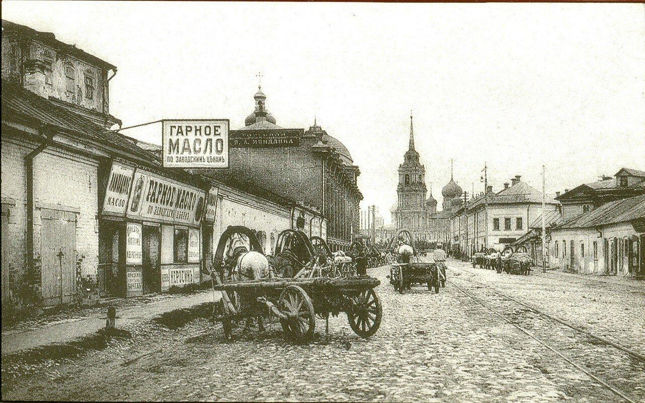 Воздвиженская улица