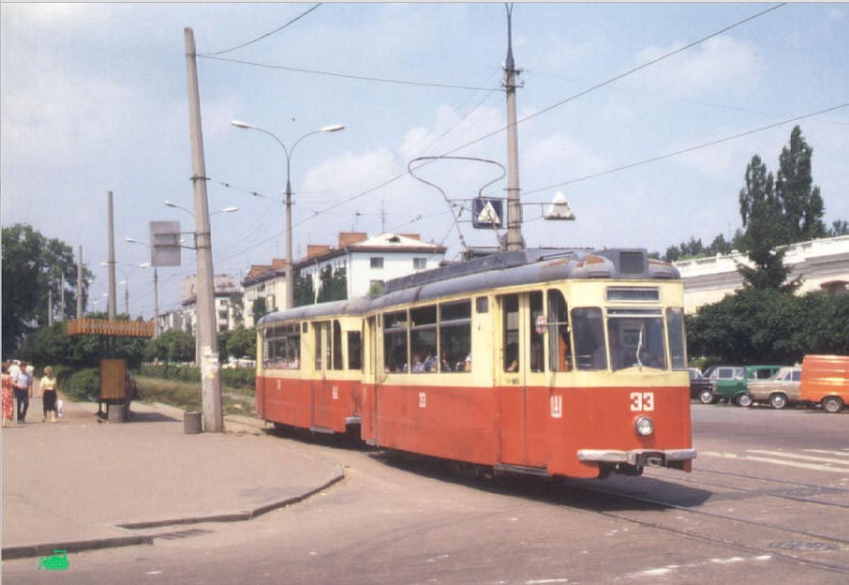 1987. Житомир. Улица Московская