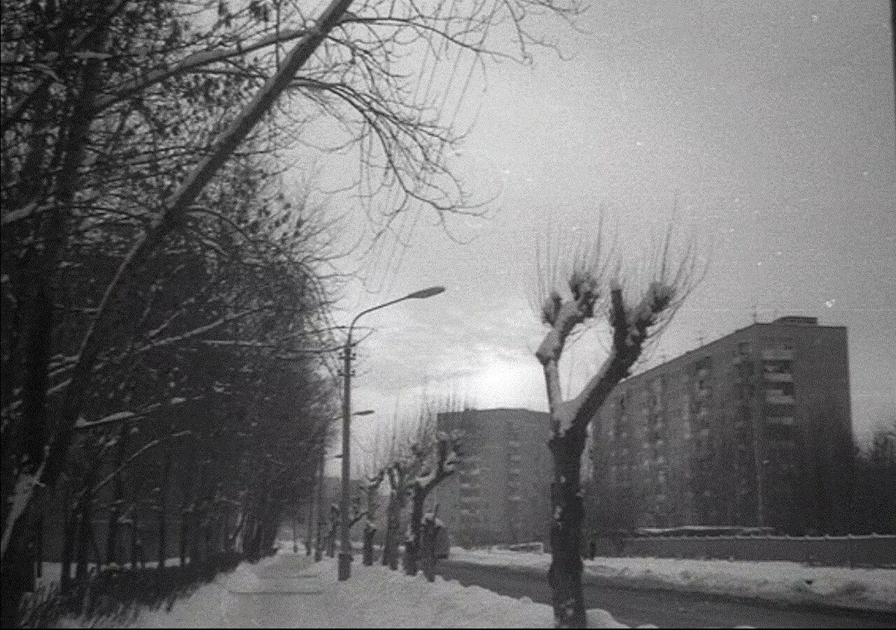 1986. Улица Лётная