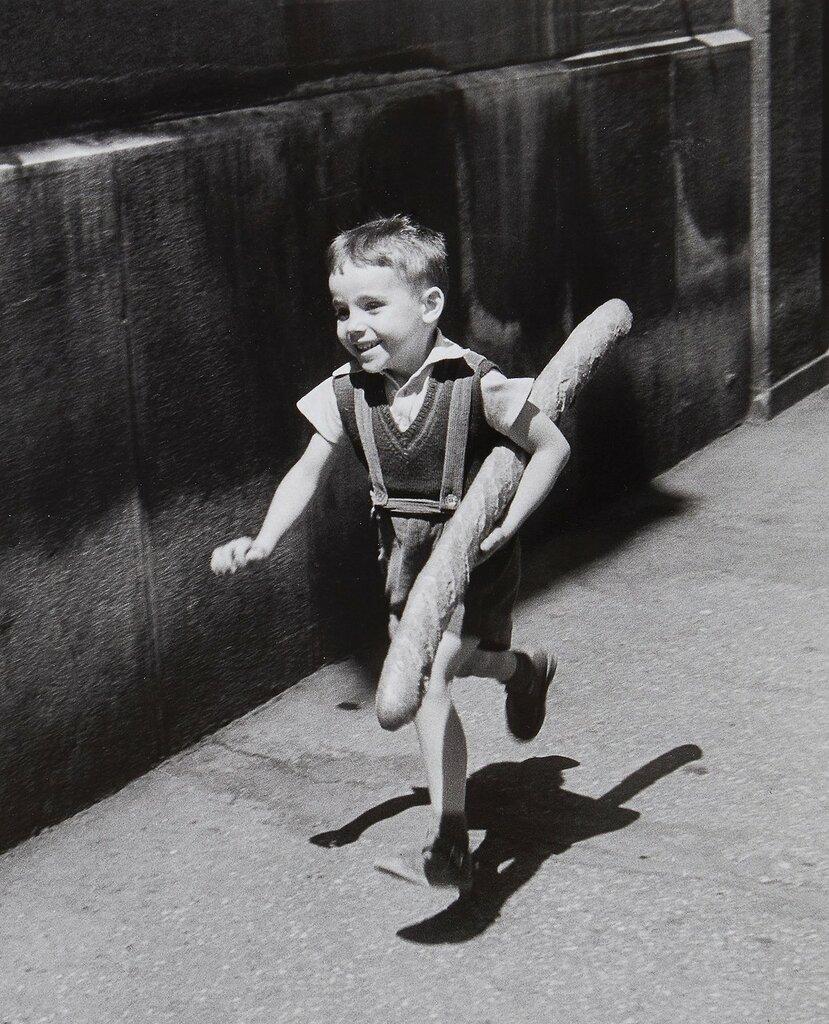 1952. Маленький парижанин