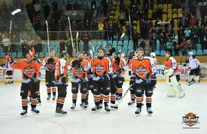Нижний Тагил,спорт,Спутник,хоккей,ВХЛ,победа