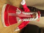 Бабаджанян Марине Шаликоевна (рук. Тимошина Елена Владимировна) - Кукла в национальном костюме