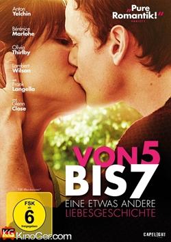 Von 5 bis 7 - Eine etwas andere Liebesgeschichte (2014)