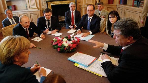 Итоги переговоров в Берлине: Что сказал Президент Порошенко (полный текст)