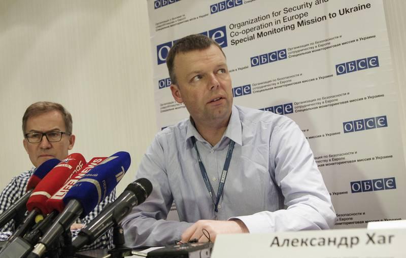 Появление полицейской миссии на Донбассе в настоящее время проблематично, - Безсмертный