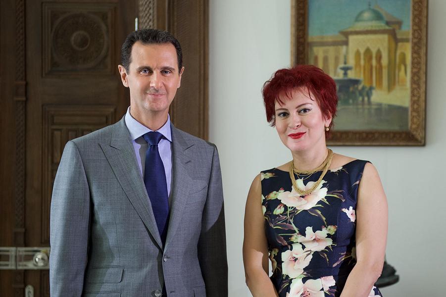 Башар Асад и Дарья Асламова.png