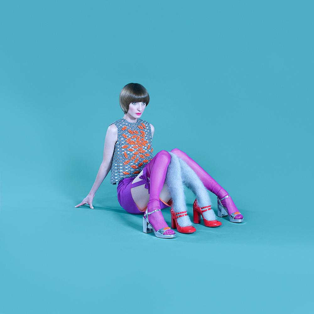 Campaign for fashion designer Zuzana Kubíčková