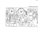 Радиостанция Р-143. Техническое описание. Сборочный чертеж платы УМ