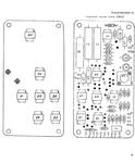 Радиостанция Р-143. Техническое описание. Сборочный чертеж платы ДФКД