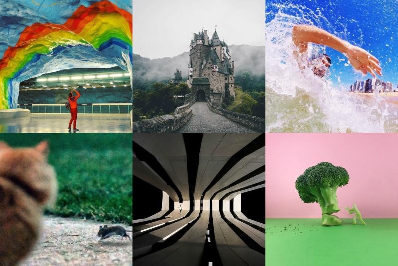 Самые популярные фотографии Instagram за июнь