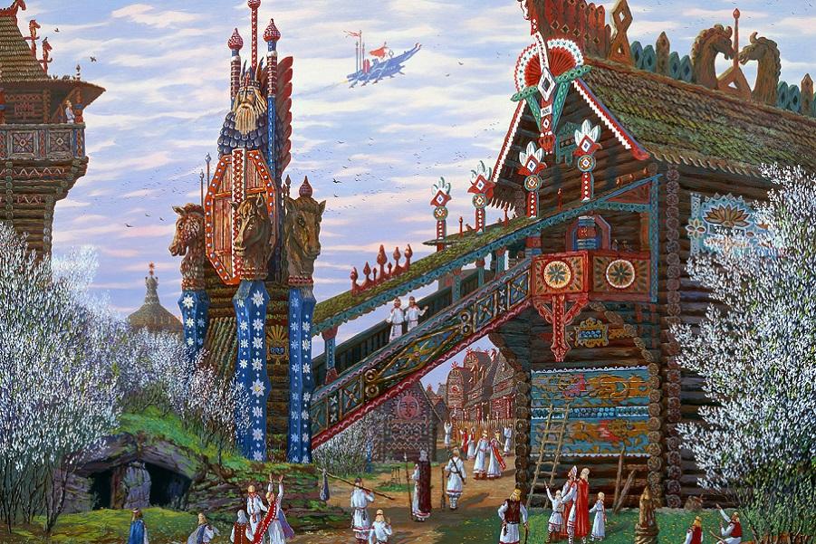 Как в древности другие народы называли Русь