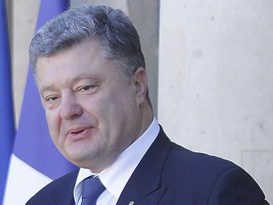 Порошенко просит Америку принять против РФ новейшую поправку Джексона-Вэника