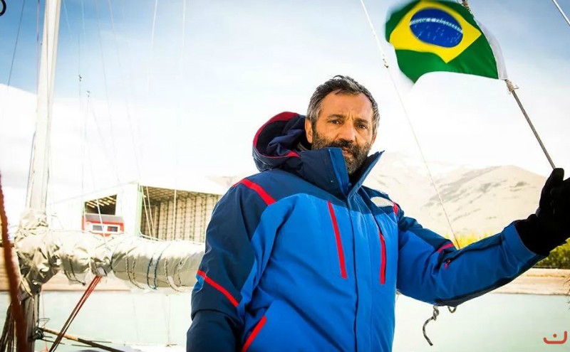 Свидетели нестали спасать звезду бразильских телесериалов, который тонул вреке