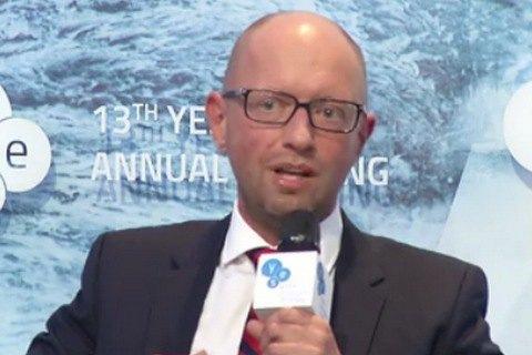 Яценюк: Европе придется пройти тест насобственные ценности