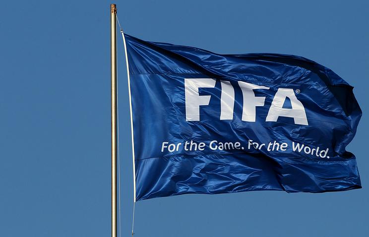 ФИФА расформировала группу поборьбе срасизмом